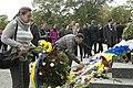 U.S. Secretary of Commerce Penny Pritzker visits Ukraine, 75th anniversary of the Babyn Yar massacre, September 29, 2016 (29462712833).jpg