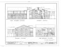 U. S. Marine Hospital, 1038 Front Street, Lahaina, Maui County, HI HABS HI,5-LAHA,10- (sheet 4 of 5).png