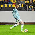 UEFA EURO qualifiers Sweden vs Spain 20191015 David de Gea 3.jpg