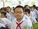 USAID Supports School-based Eye Care in Phuc Tho, Hanoi (29978332190).jpg
