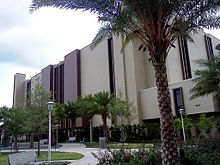 university of south florida  usf tampa main library