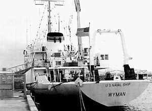 USNS Wyman T-AGS-34