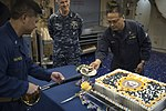 USS America's celebration of the Navy's 239th birthday 141013-N-LD343-003.jpg