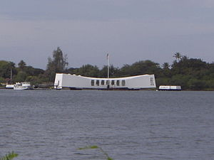 USS Arizona Memorial, Oahu, Hawaii, USA4.jpg