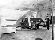 USS Atlanta 6inch gun LOC cph 3b07972