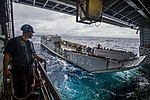 USS Green Bay is participating in bilateral training with Philippine. (29668520563).jpg
