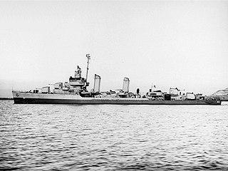 USS <i>Kalk</i> (DD-611)
