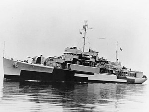 USS Willoughby (AGP-9)