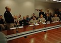 US Navy 041109-N-0685S-003 Chief of Naval Operations (CNO), Adm. Vern Clark addresses Fleet Anti-Submarine Warfare Command (FASWC) personnel concerning the current and future plans within the Anti-Submarine Warfare (ASW) commun.jpg