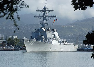 USS <i>OKane</i>