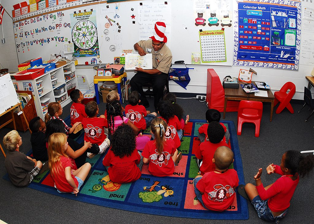 Картинки по запросу US kindergarten