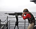 US Navy 100904-N-2811A-464 Capt. Paul O. Monger fires a M240B machine gun during a live-fire exercise.jpg