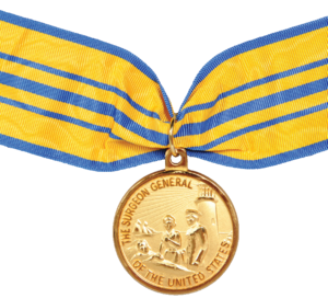 Surgeon General's Medallion - Image: US Surgeon General's Medallion