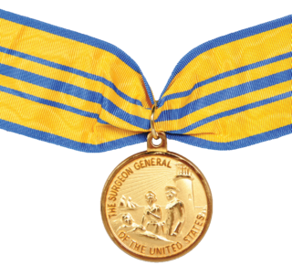 Surgeon Generals Medallion