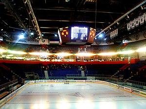 Russian hockey 2 - 1 2