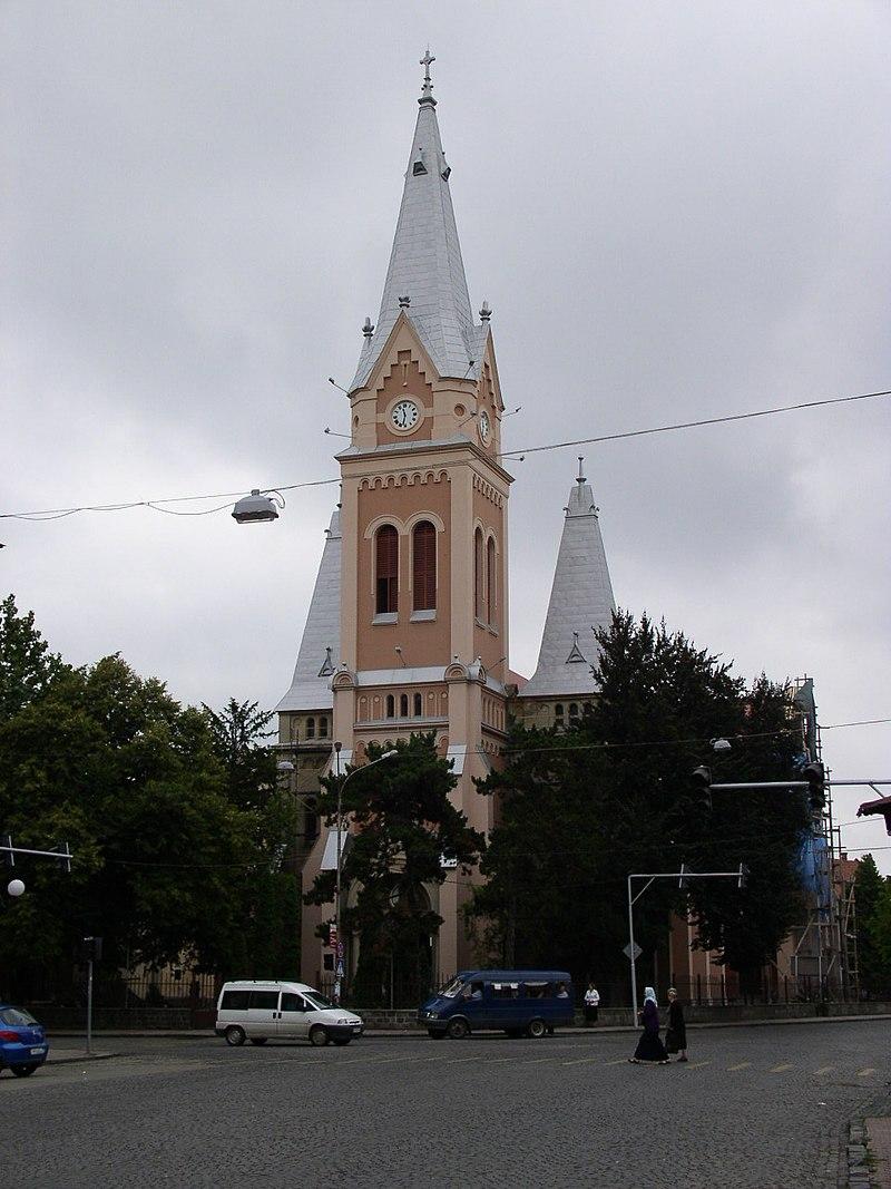 Katedra św. Marcina z Tours w Mukaczewie