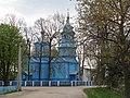 Ukraine-Volun oblast-Kamin-Kashyrskyi rajon-Luchunu village-Church2.JPG