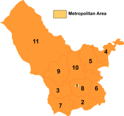 Ulanqab's divisions: Chahar Right Rear Banner is 10 on this map