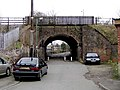 Underpass To Asda - geograph.org.uk - 142488.jpg