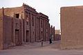 Une rue de Djenné, Mopti, Mali, près de la Grande Mosquée. Date du cliché 1972-12-27.jpg