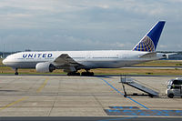 N795UA - B772 - United Airlines