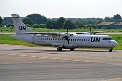 United Nations (Swiftair) ATR 72-202 UR-SDV-1.jpg