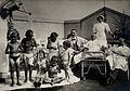 University Children's Hospital, Vienna; children being spray Wellcome V0029024.jpg