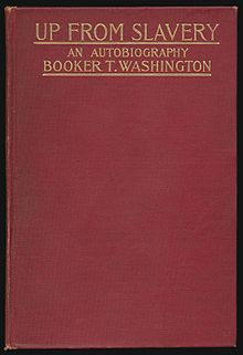 the booker t washingtons up from slavery on the topic of the black vocational training Guaranteeautographcom booker t washington up from slavery an booker taliaferro washington vocational training as a means for black.