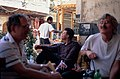 Urban Landscape and Scenes of Everyday Life, Damascus (دمشق), Syria - Coffeehouse near Ummayad Mosque - PHBZ024 2016 1392 - Dumbarton Oaks.jpg