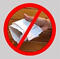 Uso NO ecológico del papel higiénico.jpg