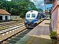 Uttara Devi Hauled by S13 at Kurunegala Railway Station.jpg