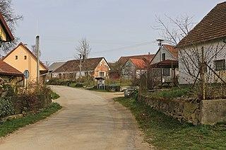 Vícemil Municipality in South Bohemian, Czech Republic