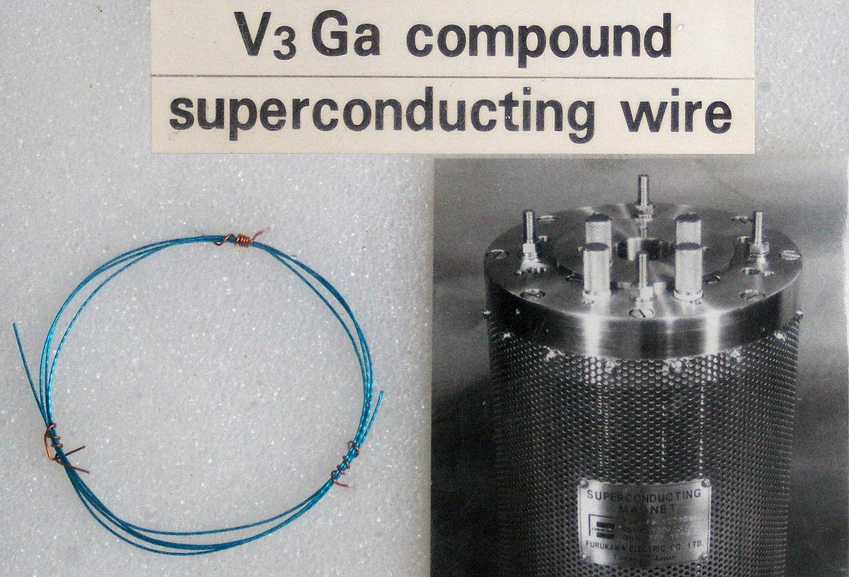 Superconducting wire - Wikipedia