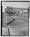 VIEW WEST, BRIDGE DECK - Route 7 Bridge, Route 7 (1AG) over Passaic River, Belleville, Essex County, NJ HAER NJ,7-BELVI,8-11.tif