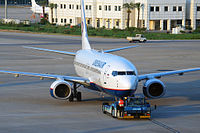 VP-BFZ - A320 - Ural Airlines