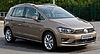 VW Golf Sportsvan 1.4 TSI BlueMotion Technology Highline – Frontansicht, 16. August 2014, Essen.jpg