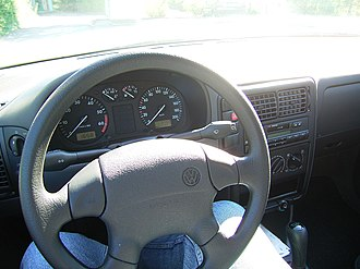 Volkswagen Polo Mk3 - Interior (pre-facelift)