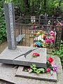 Vagankovo Cemetry, Leonid Haritonov grave 01.jpg