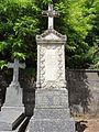Valhey (M-et-M) monument aux morts (croix au cimetière).jpg