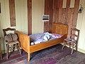 Van Gogh Huis (Drenthe), bovenverdieping, kamer in het logement - 1.JPG