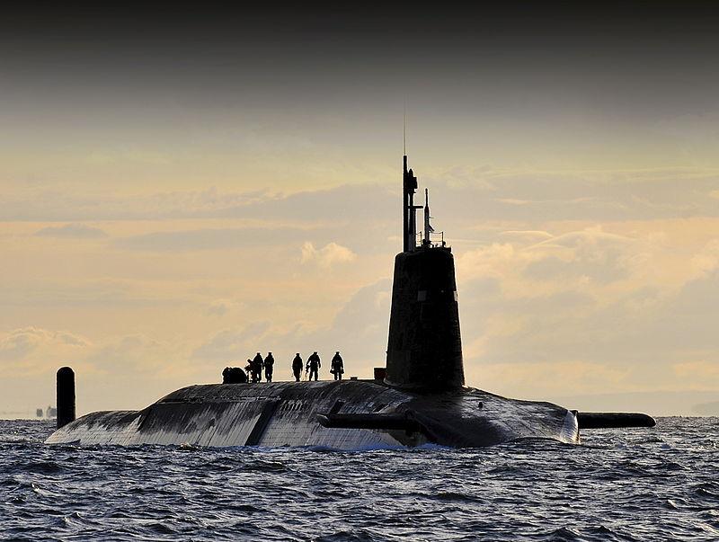 HMS Vanguard (S28)