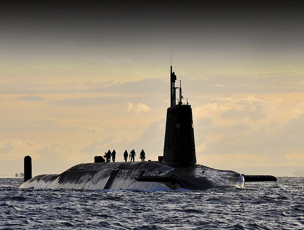 Vanguard at Faslane 02