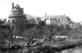 Vannes - Remparts - Tour du Connétable - Cathédrale (1900).png