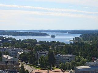 Varkaus,  Nordsavo, Finnland