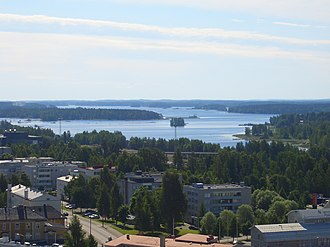 Varkaus - Varkaus in July 2006