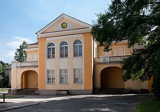 Varshets - Varshets, the renovated Spa center