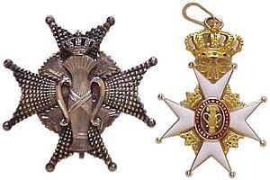 Order of Vasa - Image: Vasaord
