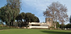 Ventura College - Image: Vc administration building