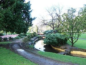 Park - Veale Gardens in Adelaide, Australia