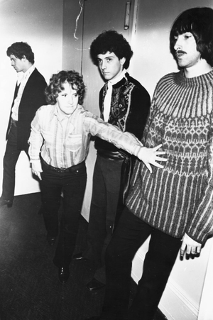 Art rock - The Velvet Underground, 1968